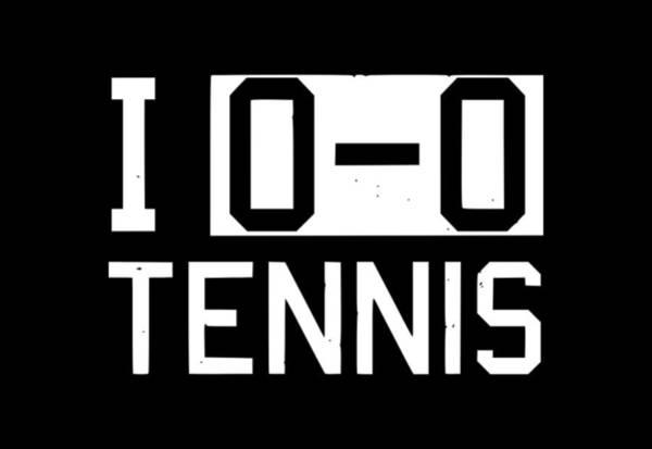 Backhand Digital Art - Tennis Field1 by Tee Titan