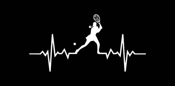Backhand Digital Art - Tennis Puls Women1 by Tee Titan