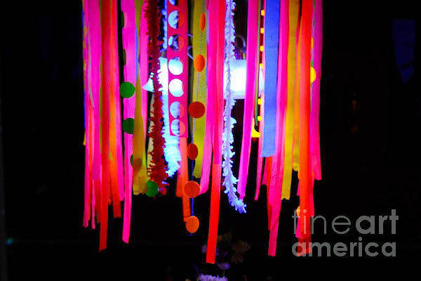 Sculpture - Tentacles Of Light by Kasey Jones
