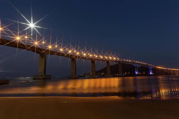 Brazil Photograph - Terceira Ponte by Www.bartvandorp.com
