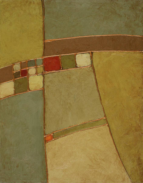 Terra Verde I Art Print