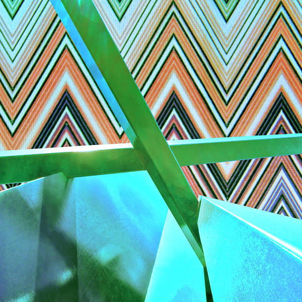 Wall Art - Photograph - Test Pattern Rise Of Abstraction by William Dey