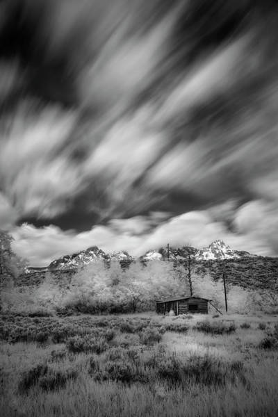 Wall Art - Photograph - Teton Cloudscape by Jon Glaser