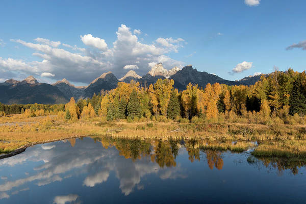 Photograph - Teton Glory by Ronnie and Frances Howard