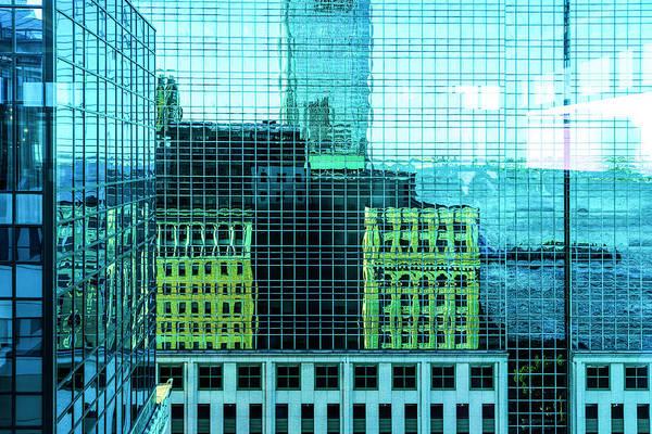 Photograph - Tetris by Simmie Reagor