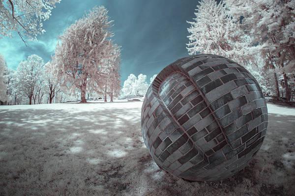 Photograph - Tetrisphere by Brian Hale