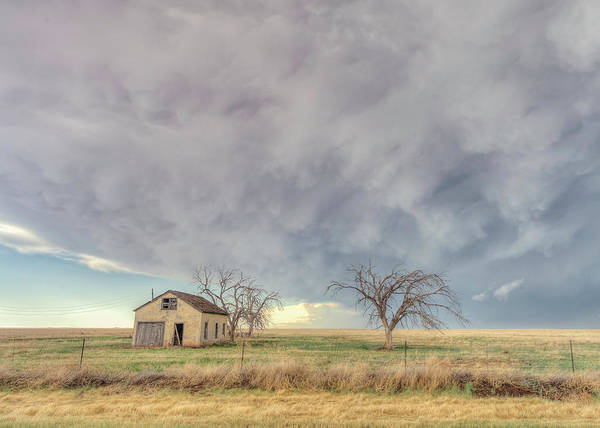 Photograph - Texas Clouds by Laura Hedien