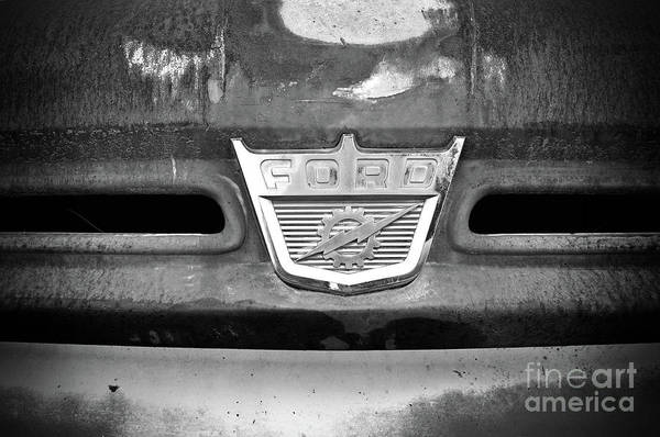 Wall Art - Photograph - Texas Forgotten Ford by Chris Andruskiewicz