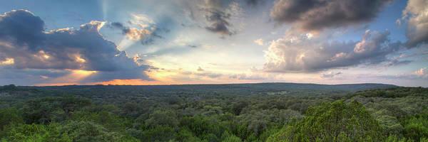 Wall Art - Photograph - Texas Hill Country Sky by Paul Huchton