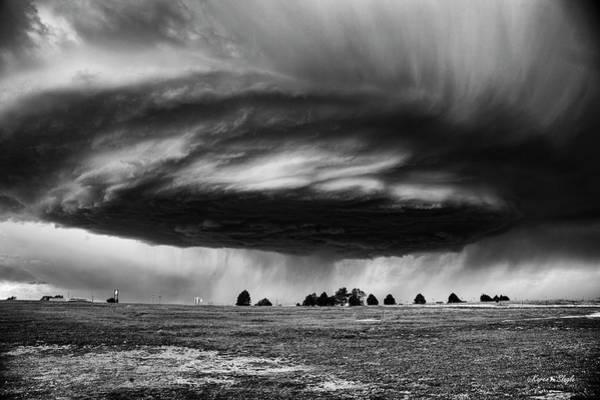 Photograph - Texas Storm by Karen Slagle