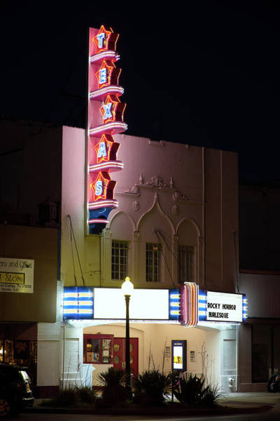Photograph - Texas Theater Dallas Texas 060319 by Rospotte Photography