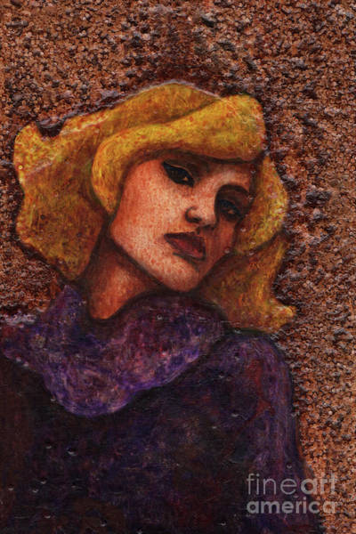 Painting - Textured Beauty 10 by Amy E Fraser