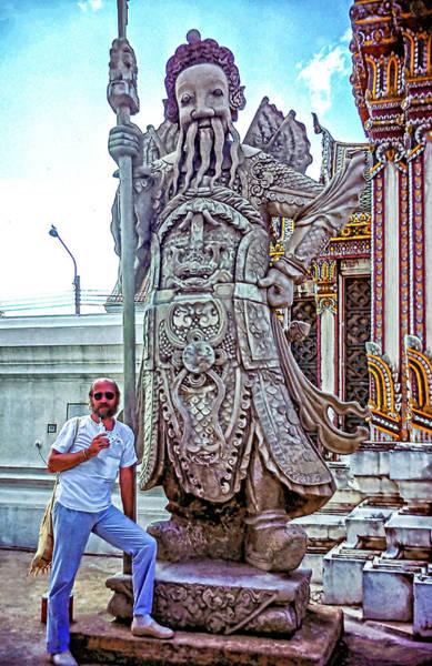 Wall Art - Photograph - Thai Bodyguard by Steve Harrington