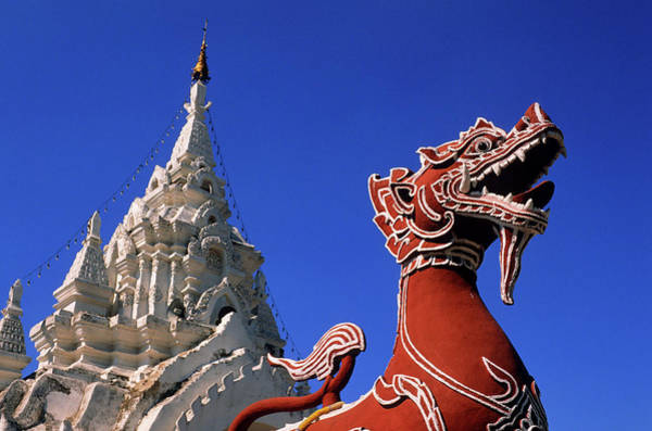 Chiang Mai Province Photograph - Thailand, Chiang Mai Province, Chiang by Lemaire Stéphane / Hemis.fr
