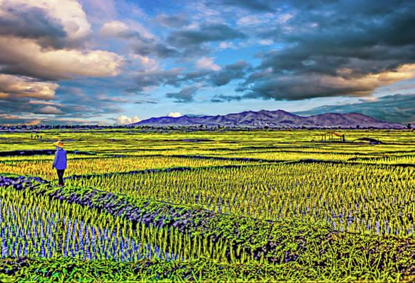 Coolie Photograph - Thailand - Heartland by Steve Harrington