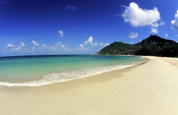 Thailand Photograph - Thailand, Koh Phangan, Bottle Beach by Tropicalpixsingapore
