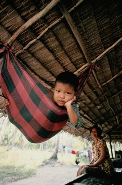 Photograph - Thailand, Surat Thani, Ko Pha Ngan by Martin Puddy