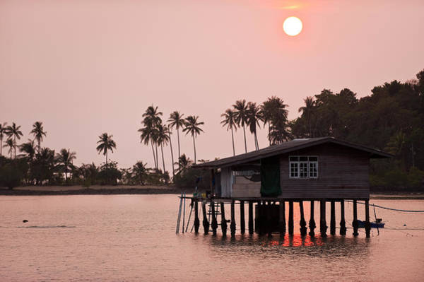 Wall Art - Photograph - Thailand, Trat Province, Gulf Of Siam by Cintract Romain / Hemis.fr