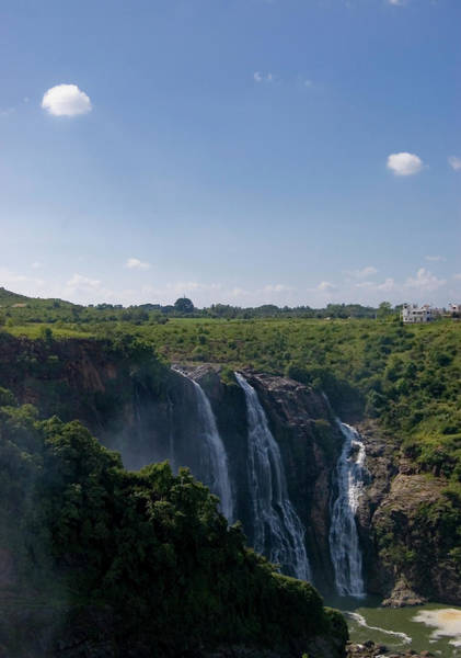 Karnataka Photograph - Thalakkad Waterfalls by Thezionview By Prabeesh Raman