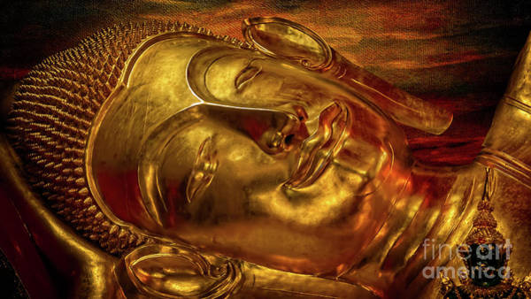 Wall Art - Photograph - Tham Khao Yoi Buddha by Adrian Evans