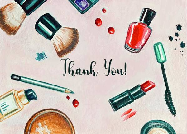 Painting - Thank You by Elizabeth Robinette Tyndall