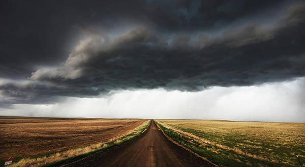 Wall Art - Photograph - That Horizonless Horizon by Brian Gustafson
