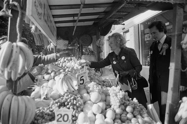 Customer Photograph - Thatcher Shops At Street Market by Larry Ellis