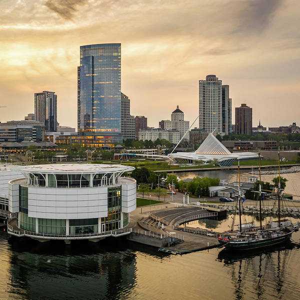 Photograph - That's Milwaukee by James Meyer