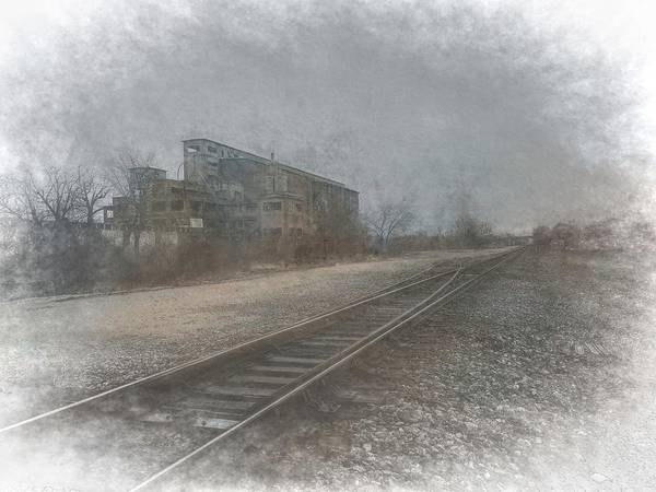 Photograph - The 815 To Nowhere by Jack Wilson
