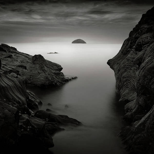 Ayrshire Photograph - The Ailsa Craig by Billy Currie Photography