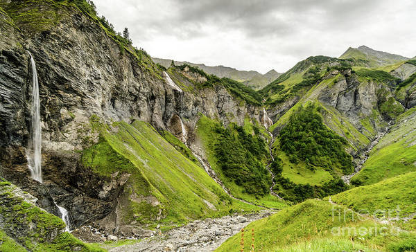 Swiss Alps Wall Art - Photograph - The Arena by DiFigiano Photography