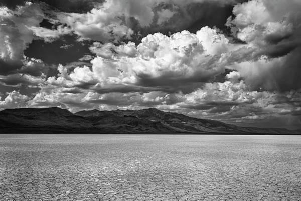 Photograph - The Arid Alvord Desert by Steven Clark