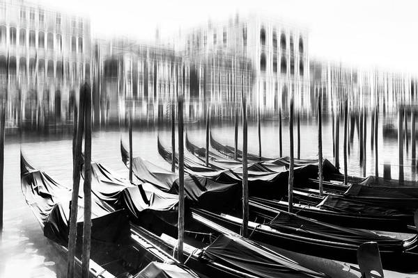 Photograph - The Artsy Venice 2 by Wolfgang Stocker