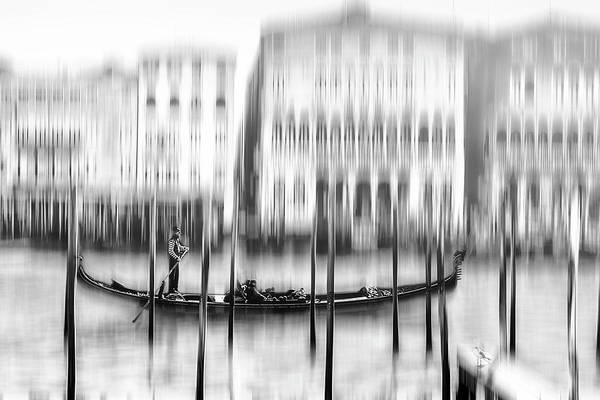 Photograph - The Artsy Venice by Wolfgang Stocker