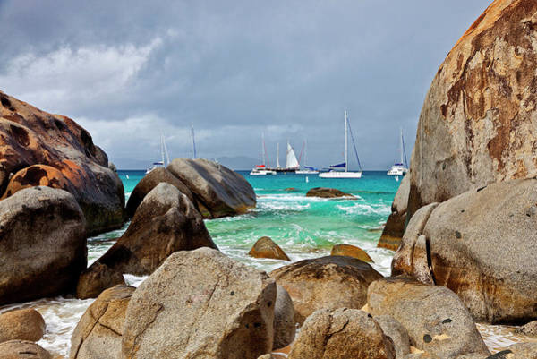British Virgin Islands Photograph - The Baths On Virgin Gorda In British by Danita Delimont