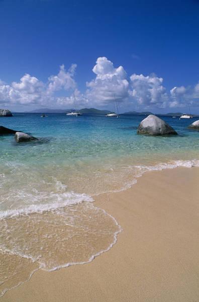 British Virgin Islands Photograph - The Baths, Virgin Gorda, British Virgin by Jim Schwabel