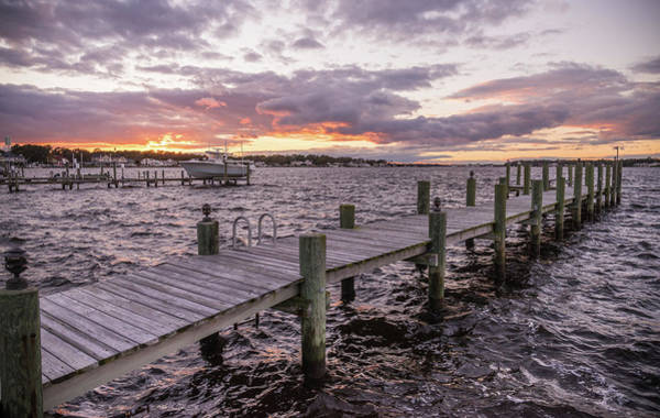 Photograph - The Bay Is A Rocking by Kristopher Schoenleber