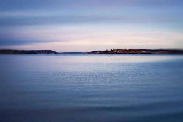 Casco Bay Photograph - The Bay by Sarah Beard Buckley