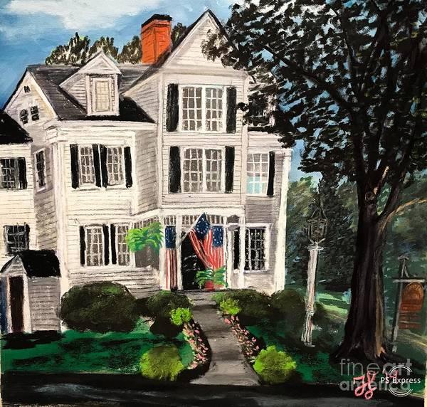 Painting - The Beach Farm Inn by Francois Lamothe