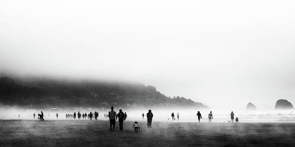 Photograph - The Beachcombers by David Patterson