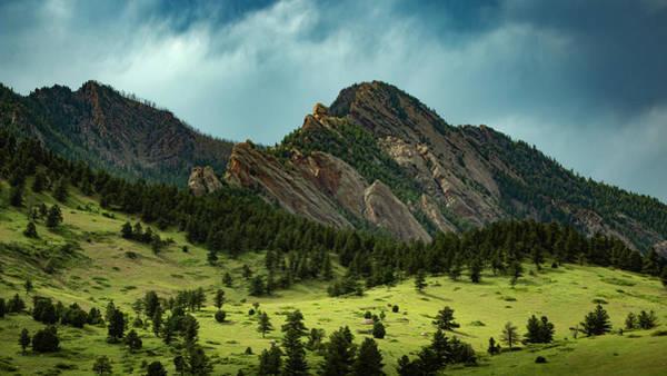 Wall Art - Photograph - The Beauty Of Boulder by Brian Gustafson