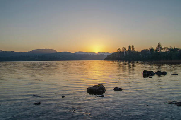 Photograph - The Beauty Of Donegal - Lough Eske At Sunrise by Bill Cannon