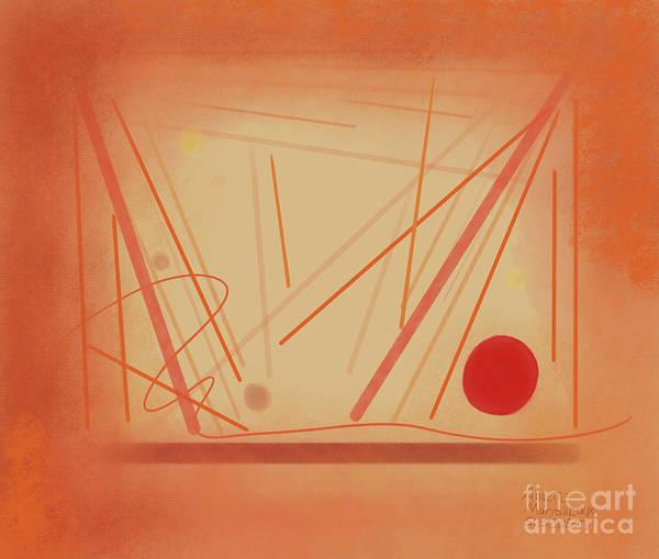 Digital Art - The Beginning Music Student by Annette M Stevenson