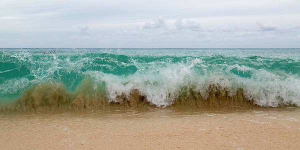 Wall Art - Photograph - The Bermuda Wave by Betsy Knapp