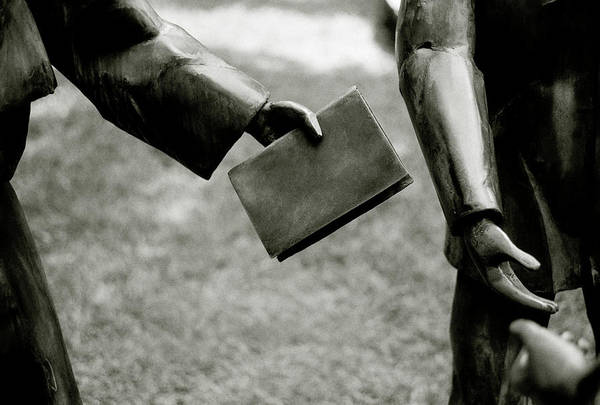 Photograph - The Bible by Shaun Higson
