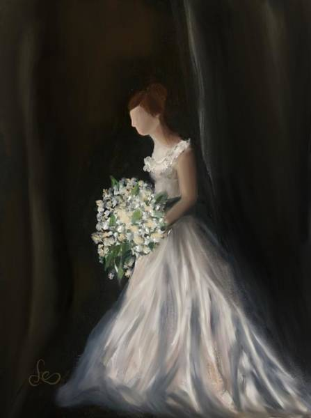 Painting - The Big Day by Fe Jones