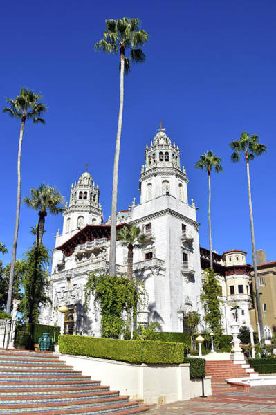 Photograph - The Big House At Hearst Castle by Floyd Snyder
