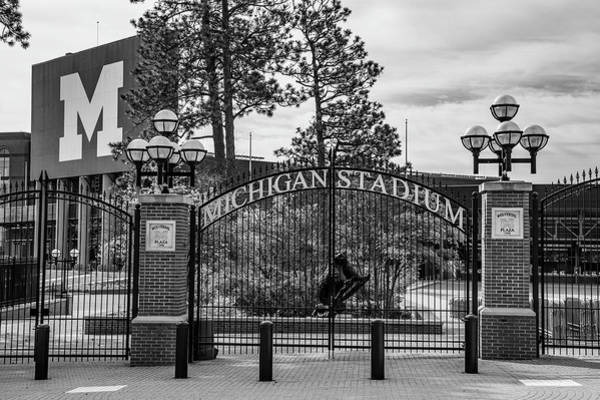 Wall Art - Photograph - The Big House Entrance by John McGraw