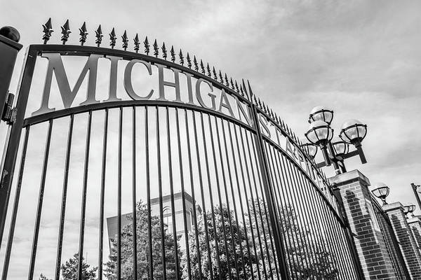 Wall Art - Photograph - The Big House Fence by John McGraw
