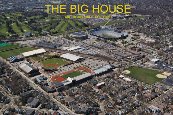 Photograph - The Big House by Tom Kelly